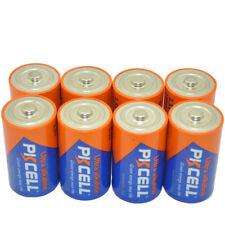 D Size Batteries 1.5V LR20 EN95 MN1300 Industrial Alkaline PKCELL Pack of 8