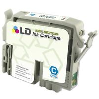 LD T042220 T0422 Cyan Reman Ink Cartridge for Epson Printer