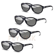 LG Cinema AG-F310 3D Polarized PASSIVE GLASSES pour LCD TV LED 4 Pairs