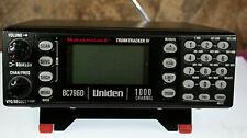 Uniden BC796D  Digital AP25 Scanner TrunkTracker  IV
