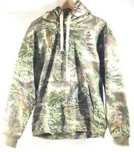 Cabelas Zonz Max 1 Men's Hunting Camouflage Warm Hoodie Size L New Missing Tags