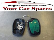 Renault Clio Remote Locking Key Fob Circuit Board & Case 05-14