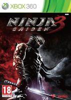 Xbox 360 Ninja Gaiden 3 Nuevo Precintado Pal España