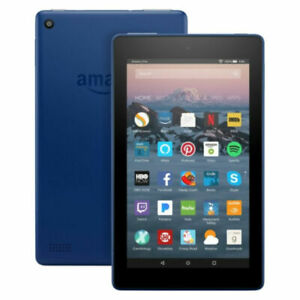 Amazon Fire 7 (7th Generation) 8GB, Wi-Fi, 7In - Color Marine Blue