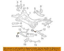 MITSUBISHI OEM 04-08 Endeavor Rear Suspension-Ft Lwr Cntl Arm Cam MN101088