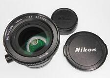 Nikon 28mm f3.5 PC Shift  #205159