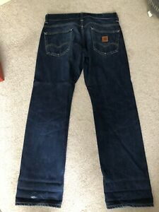 Carhartt Round-Up Pant Jeans 34x32