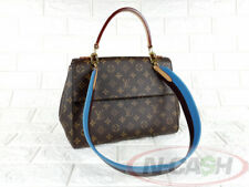 BIDSALEONLY! AUTHENTIC $2010 LOUIS VUITTON Cluny MM Monogram Canvas Handbag