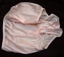WOW~VANITY FAIR PINK 15712/15812 PERFECTLY YOURS NYLON BRIEFS PANTIES~12/5XL~NEW