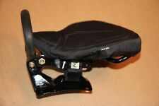 Rear tractor seat assembly for motorcycle URAL.