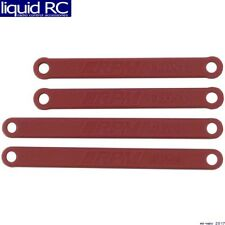 RPM R/C Products 81269 Heavy Duty Camber Links Rustler/Stampede 2WD Red