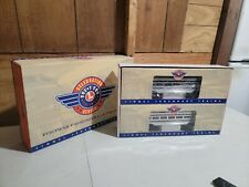 LIONEL - O SCALE - POSTWAR CONGRESIONAL PASSENGER CAR TWO PACK  # 6-39154