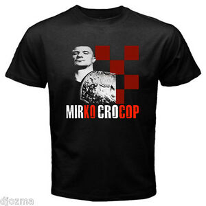 New Croatian MMA Fighter Pride Fc Mirko Crocop T-shirt