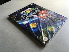 NEUF NEW guide super mario galaxy galaxie blister nintendo WII française