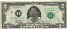 Lakers Kobe Bryant $2 Dollar Bill Mint! Rare! $1