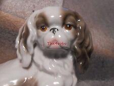 "Vintage Pfeffer Gotha Porcelain Pekinese Dog Figurine 9"""