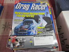 Drag Racer vintage magazine January 2006