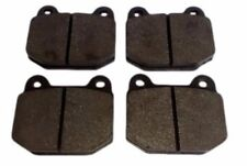 LOTUS ELISE EXIGE BORG & BECK FRONT BRAKE PADS - ROAD COMPOUND