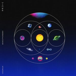COLDPLAY - MUSIC of the SPHERES [CD] Sent Sameday*