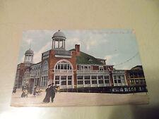 Vintage 191? ??? Steel Pier Atlantic City NJ New Jersey Postcard PC