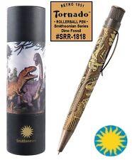 Retro 51 Smithsonian Series #SRR-1819 / Acid Etched Dino Fossil Tornado Pen