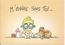 CPM - Carte postale - LES ENFANTS DE LA TELE - N° B 9117 - Postcard