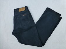 MENS MARLBORO CLASSICS COMFORT FIT JEANS SOFT BLACK DENIM SIZE 31x30 #M326