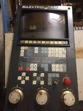 MAZAK MAZATROL CAM M-2 CONTROL PANEL YZ14B-2_YZ14B2_BN110B229