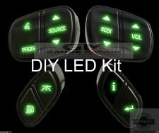 DIY bulb to LED Upgrade Kit for your Chevrolet Steering Wheel Switches/Controls