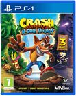Crash Bandicoot N Sane Trilogy PlayStation 4 PS4 NEW&Sealed