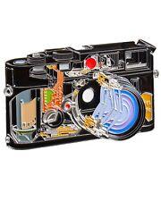 Large Leica M6 camera pin