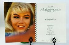 1974 Marilyn Monroe Agenda datebook Mailer original vintage