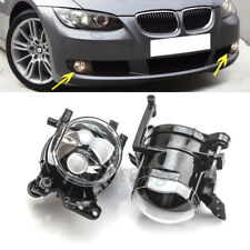 2PCS Pair Front Fog Lights Driving Lamps For BMW E60 E61 E63 E46 X3 325i 525i