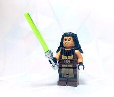 Star Wars 75151 RARE! NEW LEGO Quinlan Vos minifigure Lightsaber sw0746