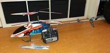 RC Hubschrauber Riesen 70cm Ferngesteuerter Helikopter LED für Bastler