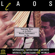 Various Artists - Laos: Traditional Music of the South [New CD]