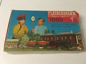 Fleischmann international Startset Artikel 1000 H0 rar