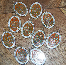 NEW LOT OF 25 JOSTENS UNIVERSITY OF TENNESSEE VOLUNTEERS CHARM