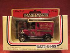 LLEDO   Days-Gone  Ford Model ' T ' Van  Red / Cream  Auto   #6030  NIB  (7)