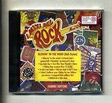 I Miti del Rock n.28 # BOB DYLAN - BLOWIN' IN THE WIND # Fabbri 1993 # CD Rock