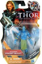 Marvel Thor the Mighty Avenger-Invasion Frost Giant Figure-NEUF