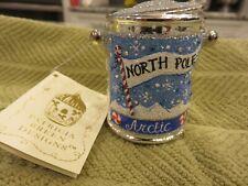 """Patricia Breen Christmas Ornament """"Studio Colours - North Pole"""" #2549 - 2006"""