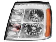 New Cadillac Escalade 2003 2004 2005 2006 left driver HID headlight head light