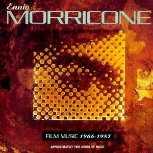 ENNIO MORRICONE: FILM MUSIC 1966-1987: (2CD)  BRAND NEW  & SEALED
