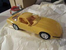 Dealer Promo 1992 Chevrolet Corvette ZR-1 (Yellow)