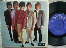 The Rolling Stones - Five By Five  - DFE 8590 MONO 1964 EP - 5 x 5 Extended Play