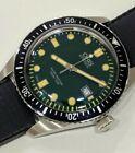 Oris diver sixty five 42mm Mens Watch Green Dial