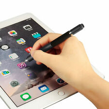 2 in 1 Precision Fine Thin Capacitive Touch Screen Stylus Pen For Phone Tablet