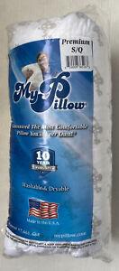 """MyPillow Premium Queen 18.5"""" x 28"""" Bed Pillow Firm Fill"""