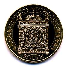 76 ROUEN Le Gros-Horloge, 2016, Monnaie de Paris